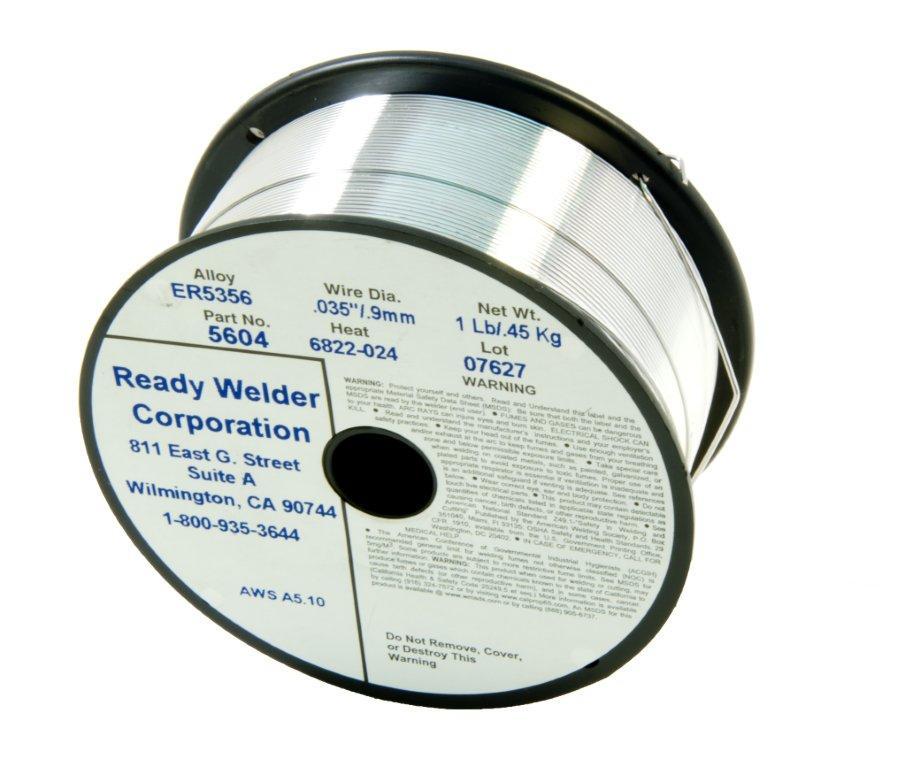 """Ready Welder » .035"""" Steel Flux Core Wire, 1 lb. Spool (5 pack), E71T-GS"""